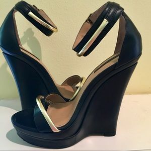 7c40ec4b5a05 Rachel Zoe Shoes - Rachel Zoe Katlyn Wedge Sandals